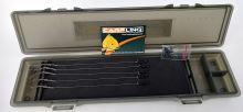 ECCO Carp Rig Box s 5 hotovými návazci (25lb vel.6)