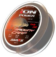 ION POWER BROWNY CARP 1200m (VO bal/10ks)