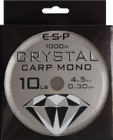 vysoce odolný vlasec Crysal Carp Mono 1000m (VO bal/4ks)