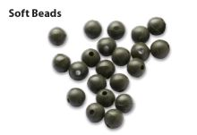 SOFT BEADS 6mm kar./10bal/25ks