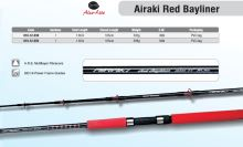 AIRAKI RED BAYLINER 1,65MT 1 DILNY