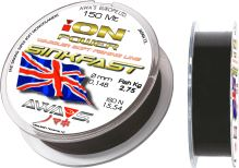 ION POWER MATCH SINKFAST 150m (VO bal/10ks)